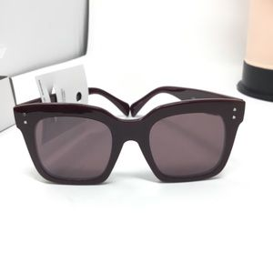 BP. Attitude Square Sunglasses in Wine